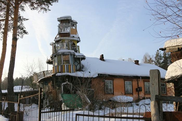 Дом, который построил Джек.