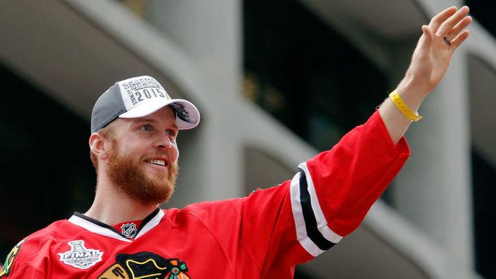 """""""Я терял контроль над собственным телом"""". История хоккеиста с рассеянным склерозом НХЛ, Хоккей, Болезнь, Психика, История, Спорт, Длиннопост"""