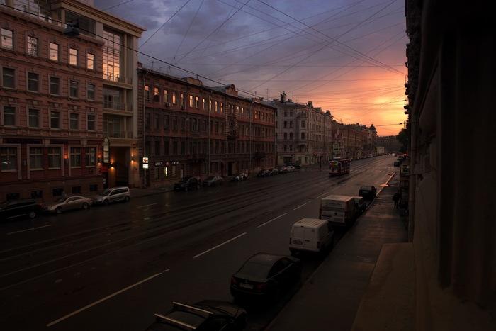 Рассвет Санкт-Петербург, Рассвет, Pentax, Pentax k-1ii