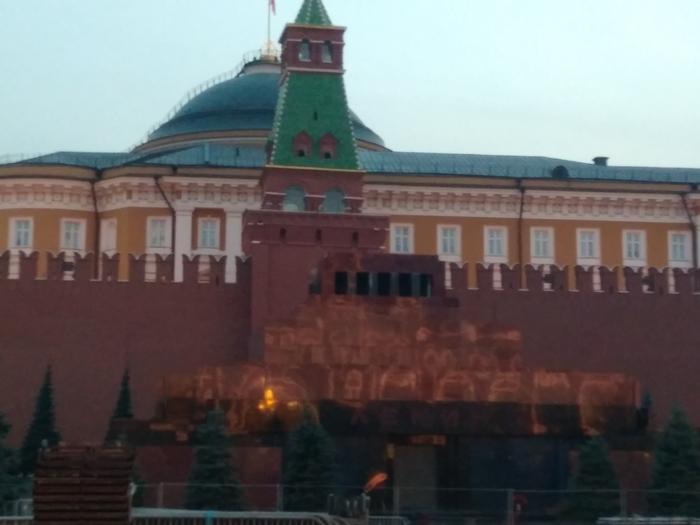 Мавзолей сегодня Ленин, Москва, День города, Зарядье, Владимир Ильич Ленин, Кремль, Мавзолей