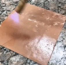 Скульптура из шоколада Шоколад, Кракен, Корабль, Гифка