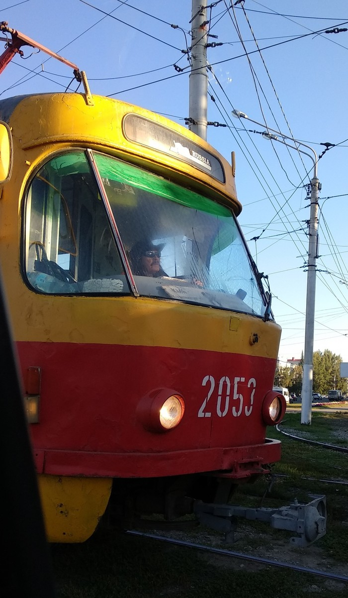 Трамвай с Дикого Запада Уфа, Трамвай, Первый пост, Ковбои, Дикий запад