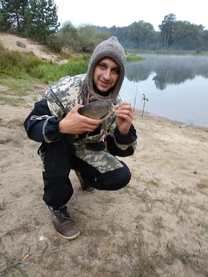 Микроджиг не всегда решает :( Рыбалка, Микроджиг, Фидер, Березина, Беларусь, Счастье, Длиннопост