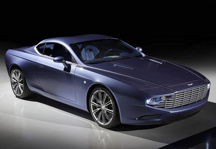 Aston Martin DBS Zagato Coupe Centennial Aston martin, Спорткар, Видео, Длиннопост