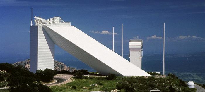 ФБР без объяснения причин закрыло солнечную обсерваторию в США Обсерватория, Фбр, Новости, НЛО