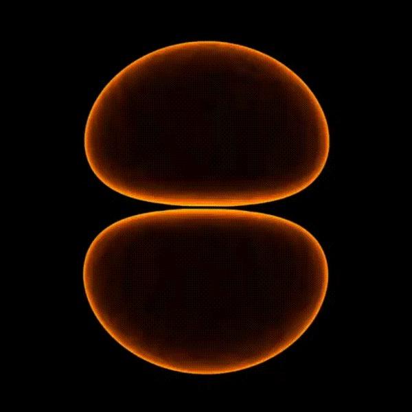 Анимации изменения электронных орбиталей Химия, Атом, Квантовая механика, Гифка, Физхимия, Reddit, Длиннопост, Учеба