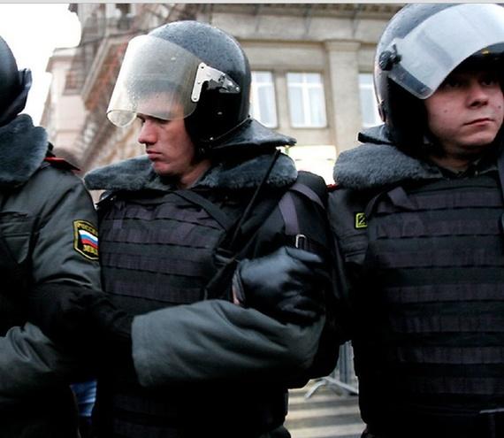 Что бывает, если просто согласовать митинг Политика, Алексей Навальный, Митинг, Протест, Протестующие, Пенсия, Санкт-Петербург, Омон
