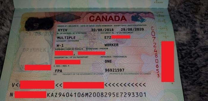 """Новая рубрика- """"Разрушители легенд"""". Канада, Виза, Обман, Работа, Северная америка, Печальбеда, Развод на деньги"""