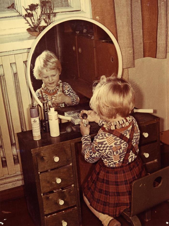 Архивные фотографии: Таллинский детский сад номер 44. Фотография, Ретро, История, Архивное фото, Детский сад, Длиннопост, Таллин, Эстония