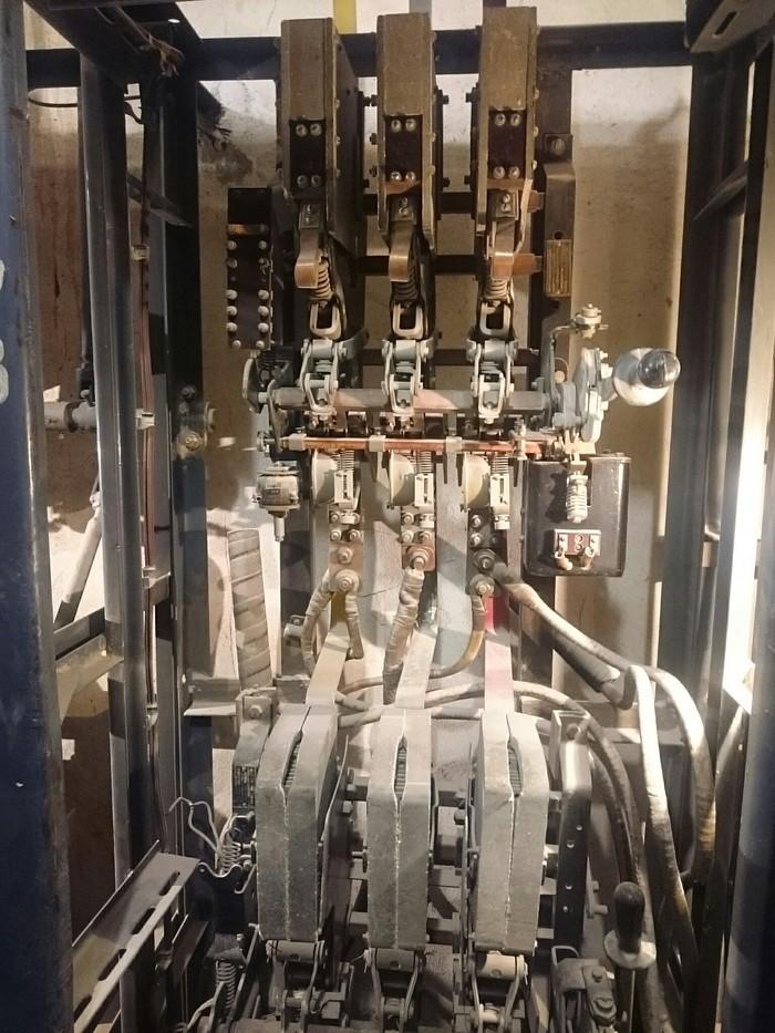 Старинный автомат. Автоматический выключатель, Старье, Длиннопост