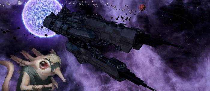 На пути Предназначения - 5 Стратегия, Космическая стратегия, Stellaris, Компьютерные игры, Литстрим, Длиннопост