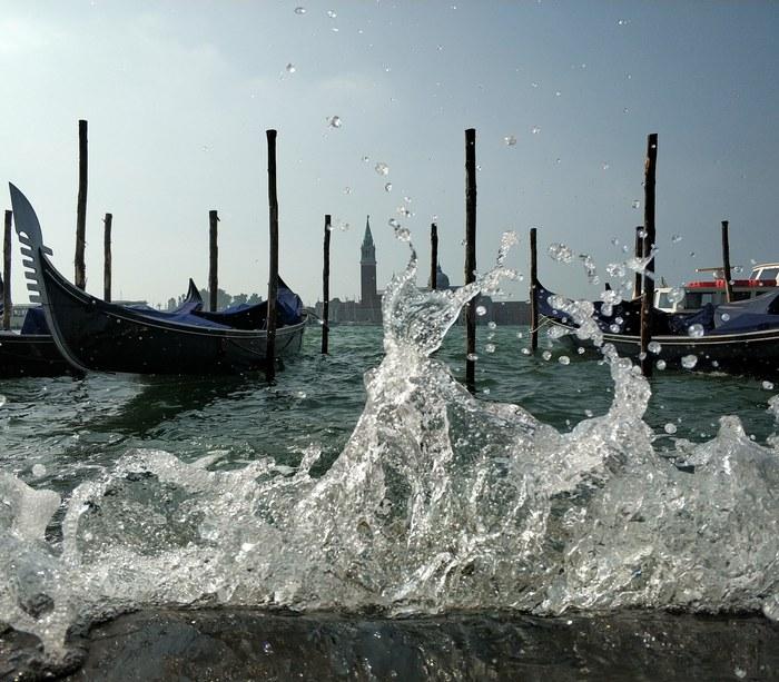 День и ночь Венеция, Фотография, Пятничный тег моё, Гондола