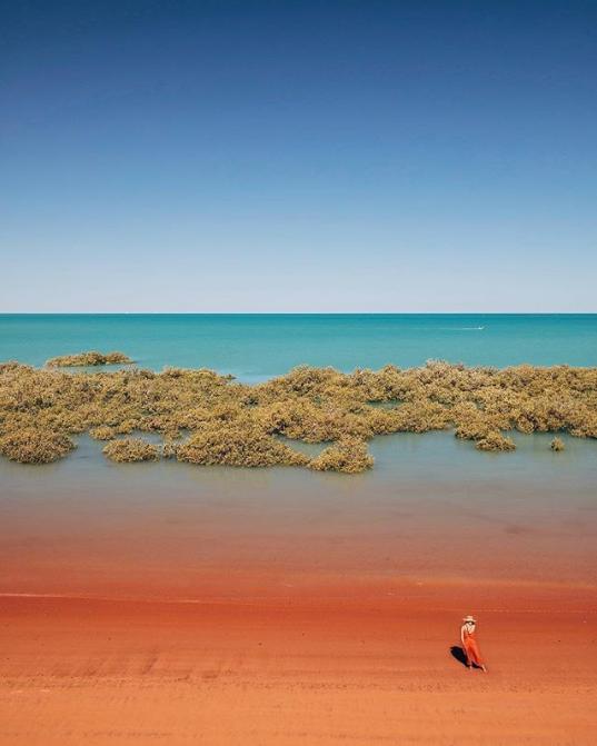 Брум, Австралия