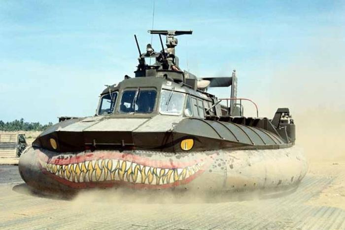 Американские катера на воздушной подушке PACV SK-5 во Вьетнаме Флот, Судно на воздушной подушке, Армия США, Война во вьетнаме, История, Видео, Длиннопост