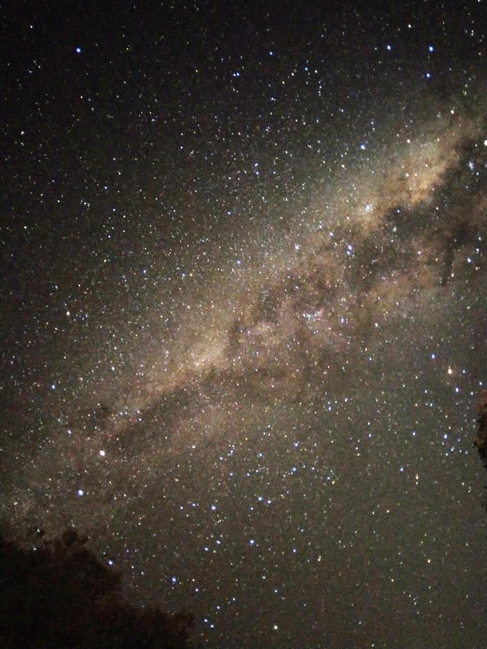 Звёзды на Острове Кенгуру Австралия, Остров Кенгуру, Звёзды, Длиннопост