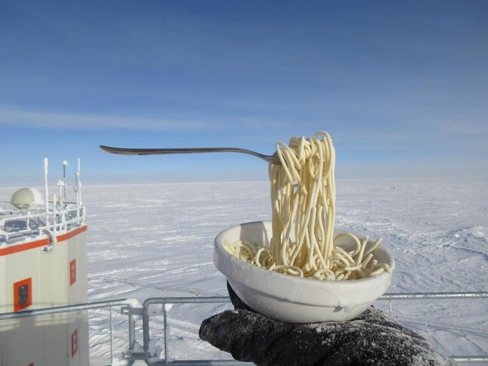 -60°C, Антарктическая станция Конкордия