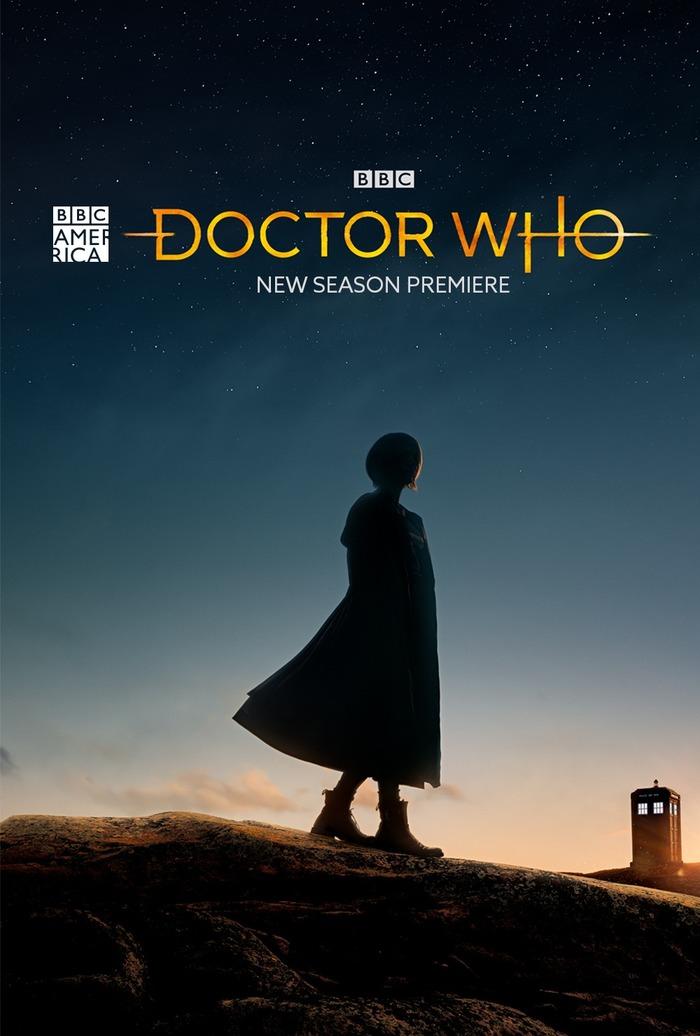 Доктор Кто для тех кто не пойдёт в кино Доктор Кто, Тринадцатый Доктор, Премьера, BBC One, Джоди Уиттакер