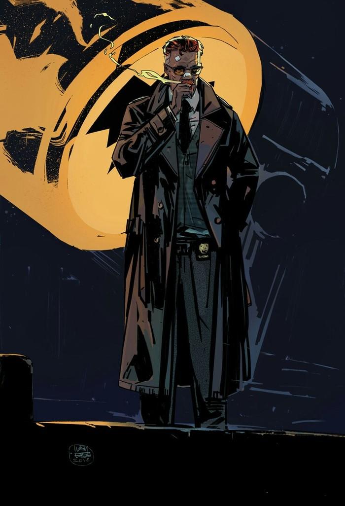 Арты на тему Бэтмена. Арт, Бэтмен, DC, Брюс уэйн, Коммисар гордон, Мистер фриз, Женщина-Кошка, Deadshot, Длиннопост