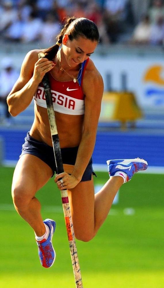 российские спортсменки женщины знаменитые - 5