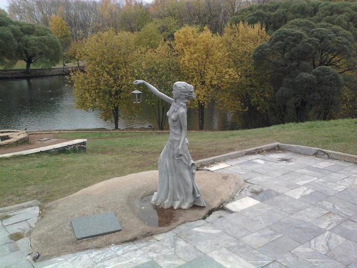 Осень в Кирове Осень, Киров, Фотография, Длиннопост