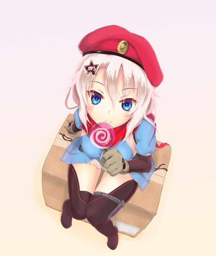 AR 9A-91 Anime Art, Girls Frontline, 9a-91