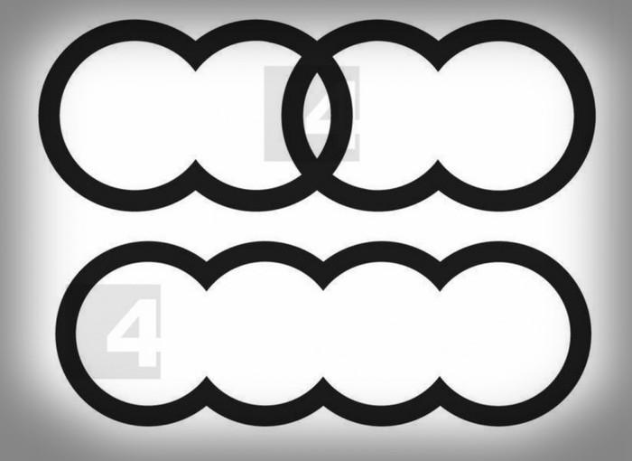 Ауди меняет лого Audi, Логотип