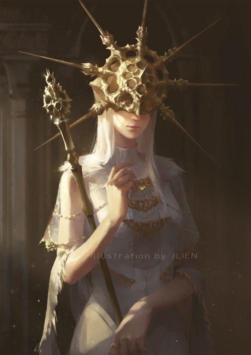 Gwyndolin Dark Sun Gwyndolin, Dark Souls, Игры, Длиннопост