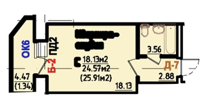 Жизнь в квартире-студии Длиннопост, Квартира, Студия, Жизнь, Реальная история из жизни