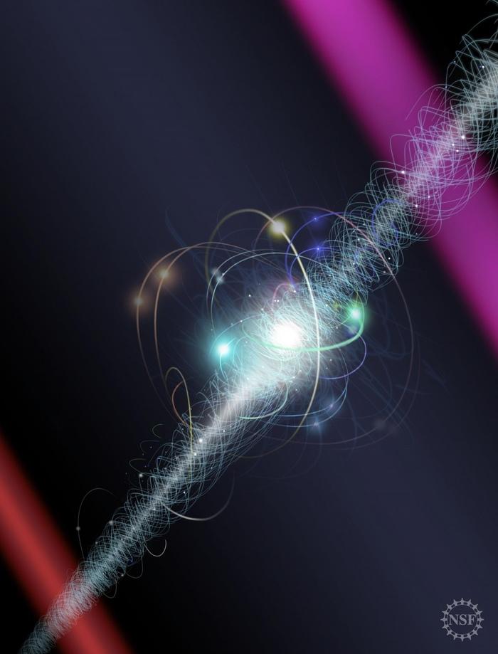 """Точные замеры """"округлости"""" электрона не раскрыли """"новой физики"""" Физика, Модель, Электроны, Теория струн, Копипаста, Длиннопост"""