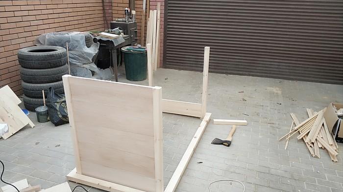 Ящик для хранения резины Столярка, Мебель своими руками, Своими руками, Длиннопост