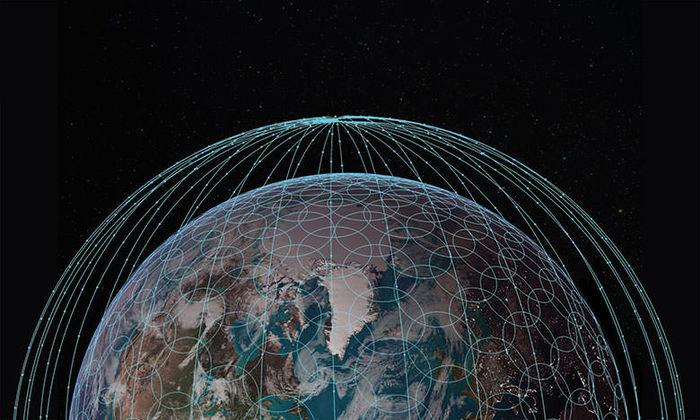 ФСБ увидела угрозу нацбезопасности в проекте глобального интернета. Космос, Спутник, Интернет, Компьютер, Новости, ФСБ, Oneweb, Длиннопост