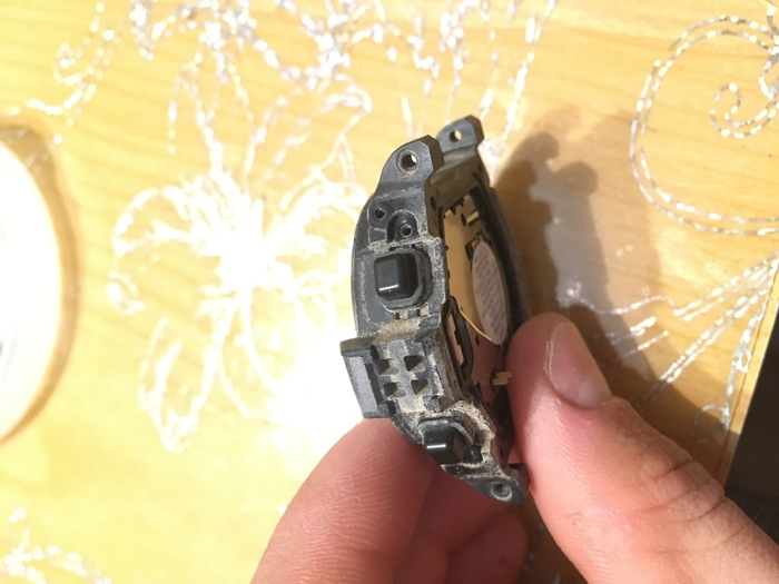 Неубиваемые g-shock g-9300? Часы, Время, Casio, g-9300, Ремонт, Восстановление, Сам, Длиннопост