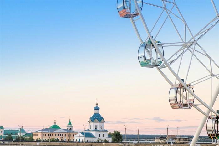 Лето в Чебоксарах Чебоксары, Чебоксарский залив, Чувашия, SONY, Городские пейзажи, Длиннопост