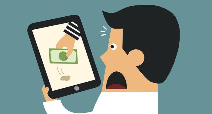 ЦБ хочет самостоятельно блокировать сайты с информацией о мошенниках Мошенники, Центральный банк, Новости
