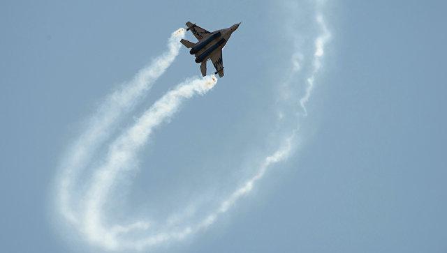 Новый истребитель МиГ-29М разбился в Египте Египет, Миг29м, МИГ, Авиация, Крушение