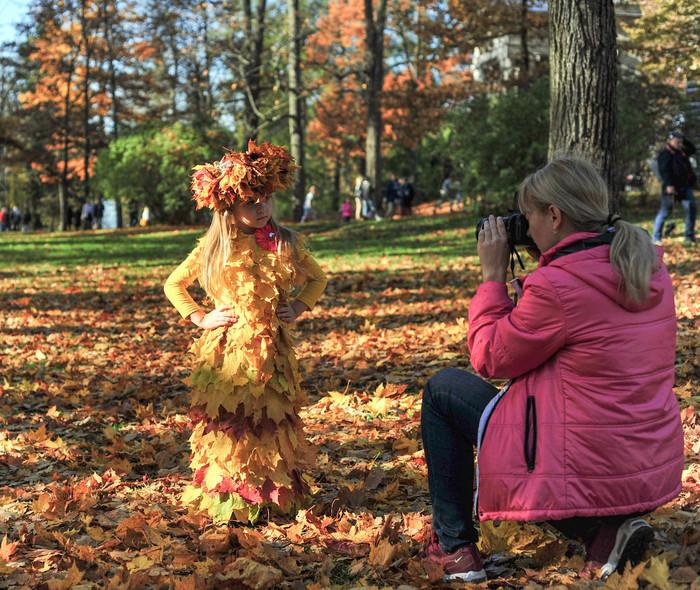 Осенний фасон