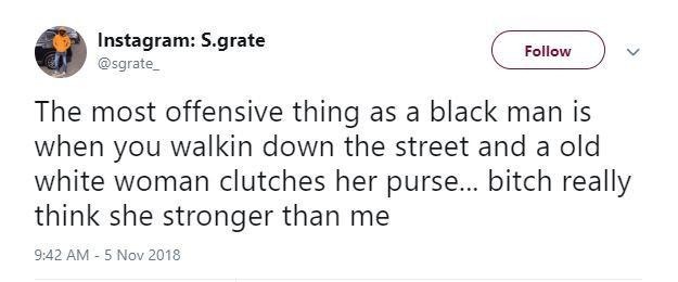 Проблемы черных людей Черные, Расизм, Twitter, Шутка