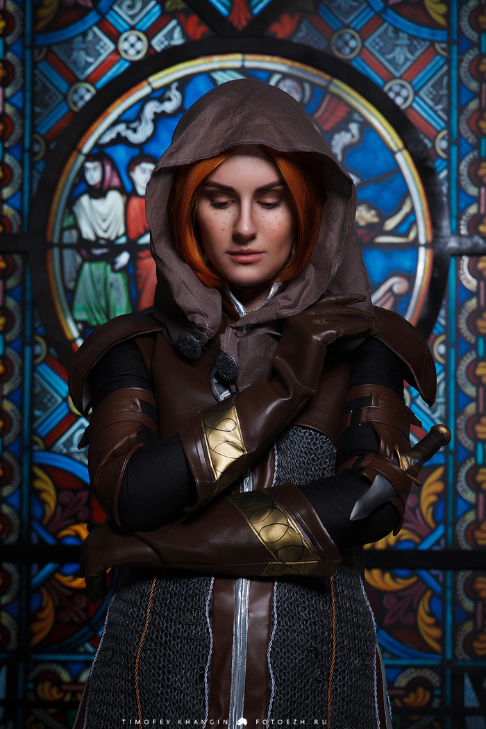 Dragon Age: Inquisition-Leliana and Josephine Montilyet Bioware, Dragon Age, Dragon Age Inquisition, Косплей, Русский косплей, Игры, Девушки, Длиннопост