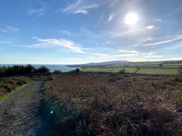 Прогулка по Wicklow Town Ирландия, Туризм, Природа, Маяк, Длиннопост