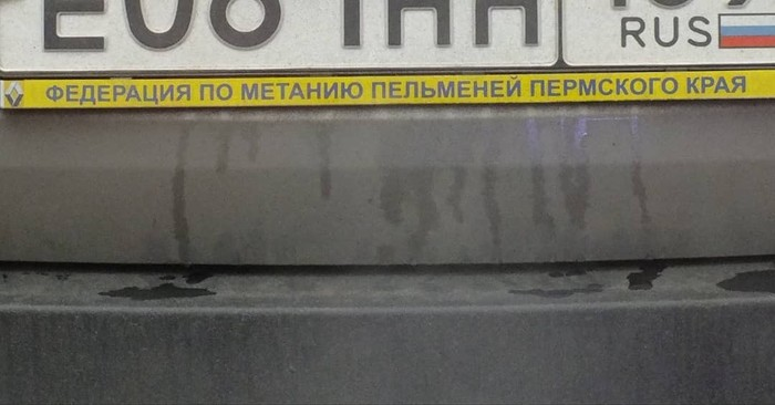 Каких-только федераций в Перми нет.