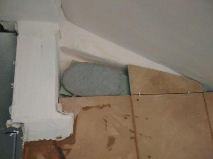 Плохой клей для плитки Рукожоп, Клей для плитки, Плохое качество, Претензия, Длиннопост