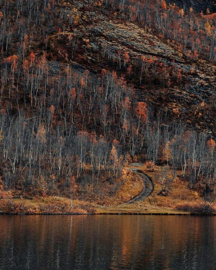Мурманская область. Мурманская область, Фотография, Красота, Россия, Природа, Красота природы, Осень