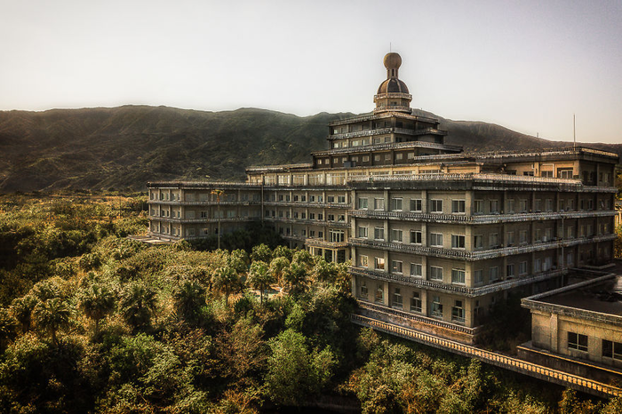 Фотографии, которые я сделал в самой большой заброшенной гостинице в Японии Старость, Заброшенное, Длиннопост