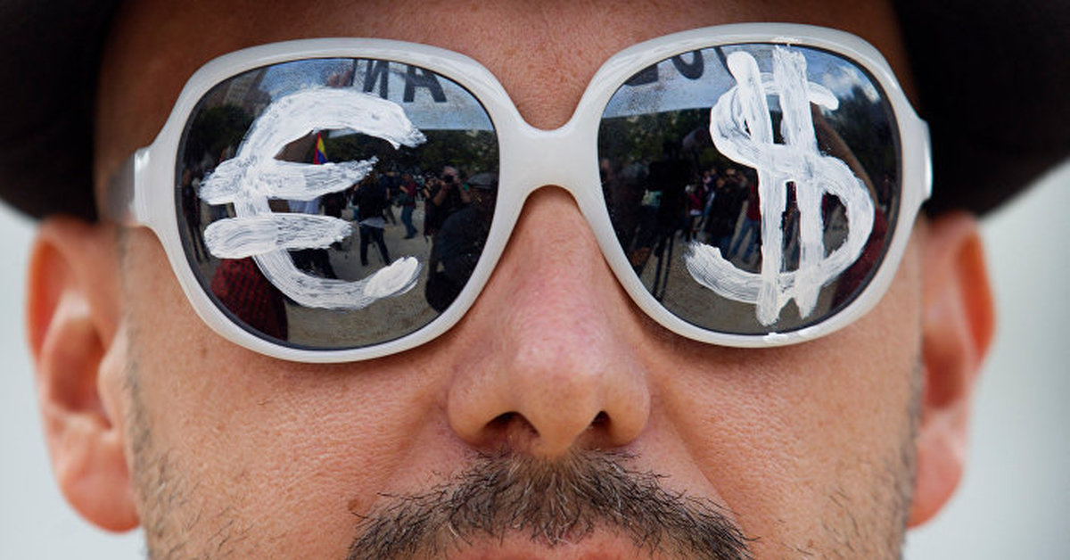 Картинки с долларом в глазах