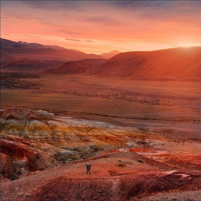 Есть ли жизнь на Марсе? Алтай, Марс, Природа, Красота природы, Путешествие по России