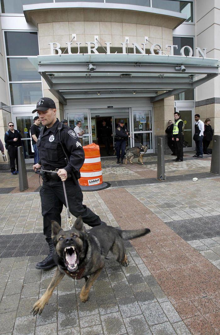 Зонтик-катана, или как нечаянно навести шухер в торговом комплексе Бостон, Зонт, Катана, Полиция, Торговый центр, Молл, Длиннопост
