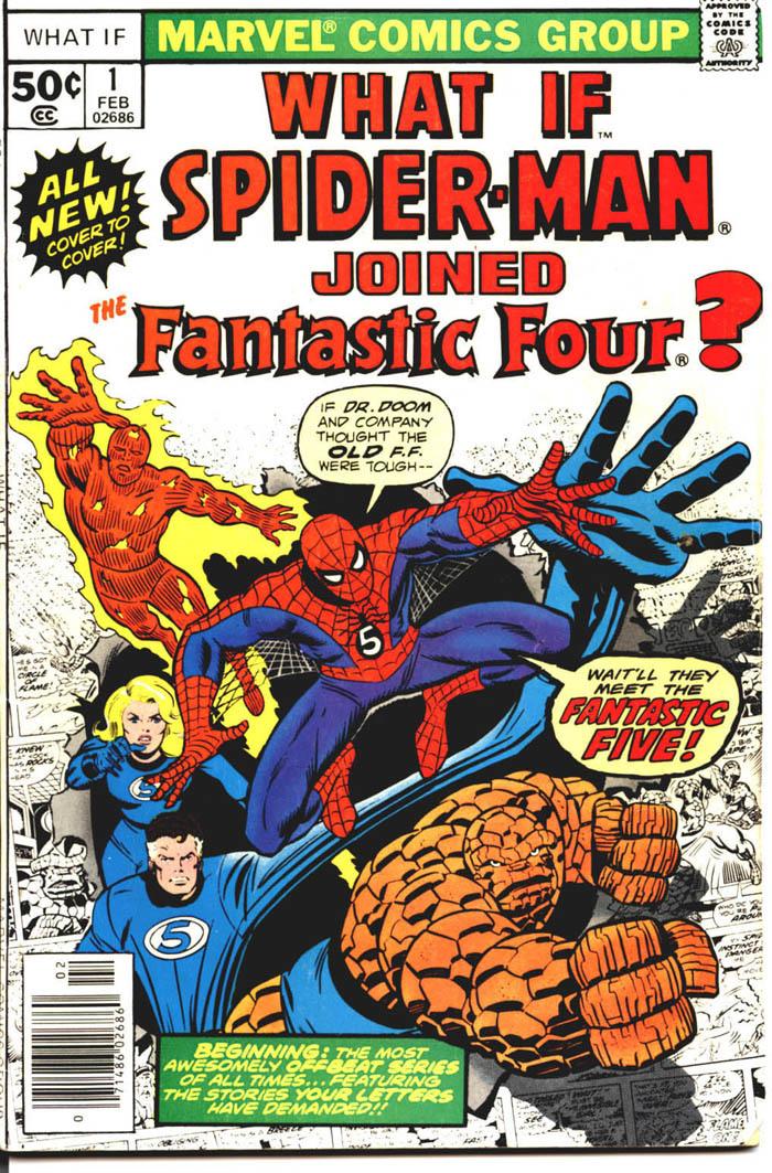 Погружаемся в комиксы: What If #1 - 10 Супергерои, Marvel, Параллельная вселенная, Что если, Комиксы-Канон, Длиннопост