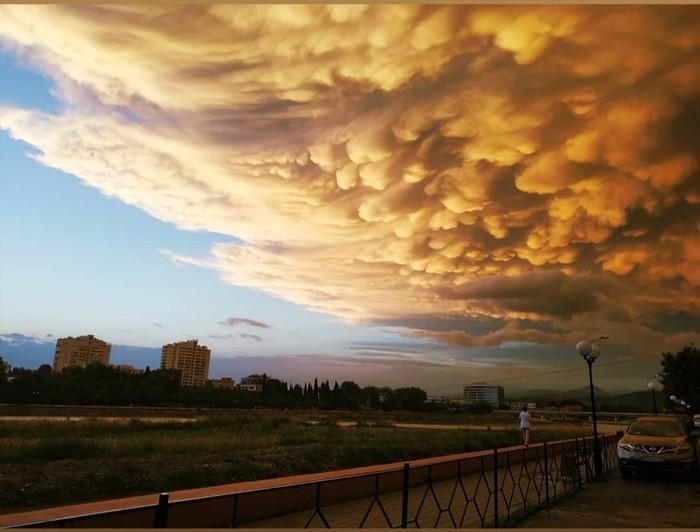 В Сочи этим летом.  Снято на Redmi Note 5