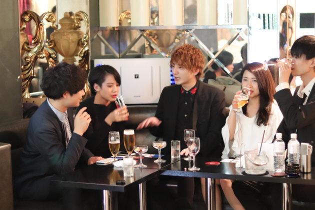 клубы для мужчин в японии