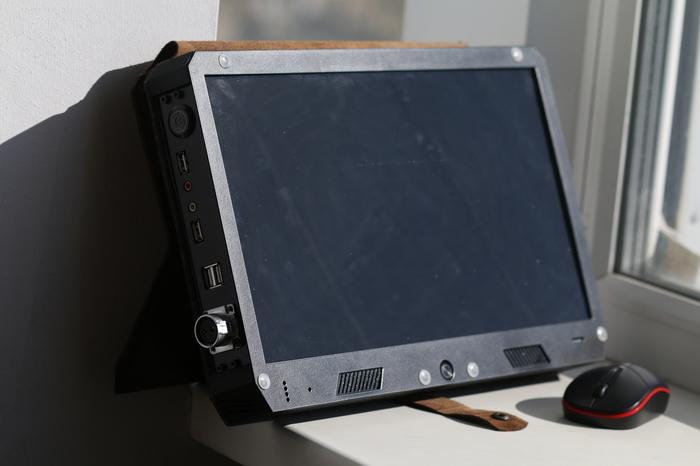 Ноутбук своими руками под свои руки - TrueBook Часть I Длиннопост, Моноблок, Своими руками, Моддинг